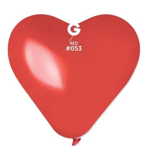 Μπαλόνι μεγάλη κόκκινη καρδιά