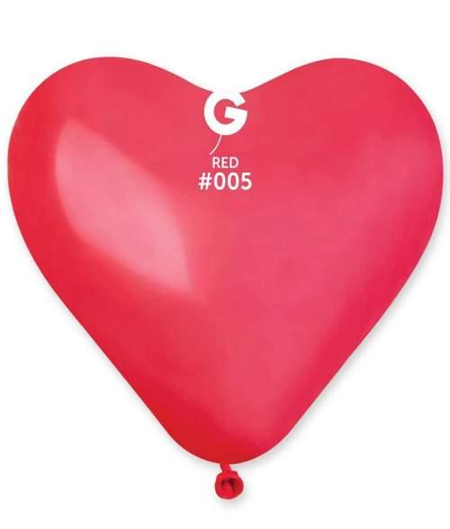 Μπαλόνι τεράστια κόκκινη καρδιά