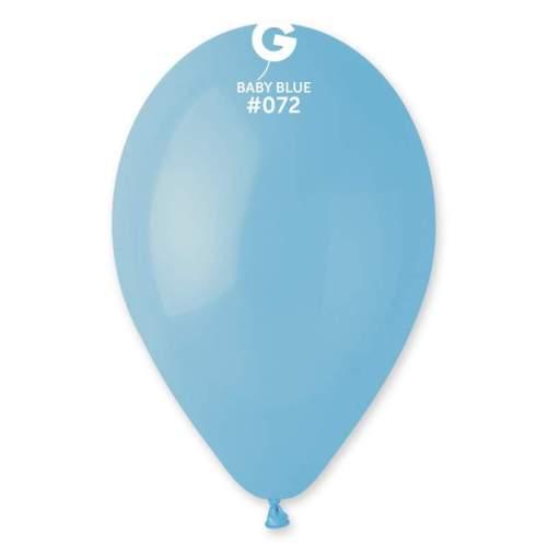 9'' Baby Blue λάτεξ μπαλόνι