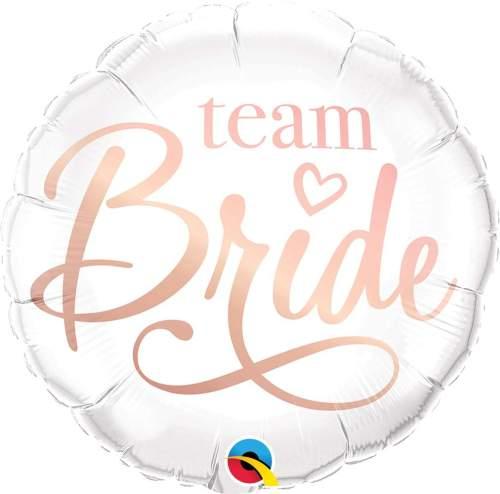 Μπαλόνι Team Bride
