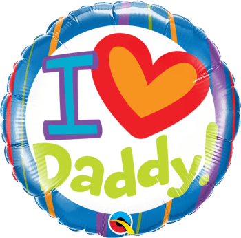 Fathers Day Balloon In A Box