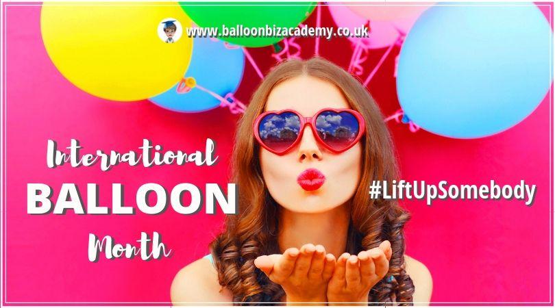 International Balloon Month