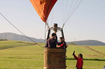EXCLUSIVE BALLOON FLIGHTS OVER TUSCANY