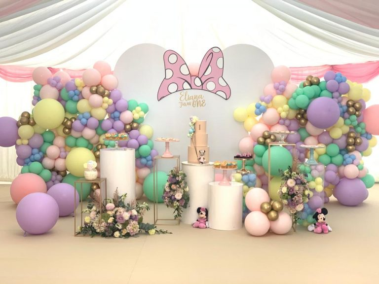 Birthday And Party Balloon Styling Balloonista Celebrate In Style