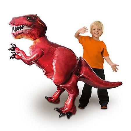 Animals T Rex Dinosaur Airwalker