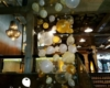 Balloon bubble strands at Morgan MFG in Chicago - Balloons by Tommy