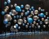 JB Pritzker deluxe wall - Balloons by Tommy