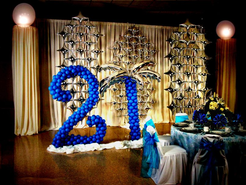 Pictures Of 21st Birthday Party Table Decoration Ideas Kidskunst Info