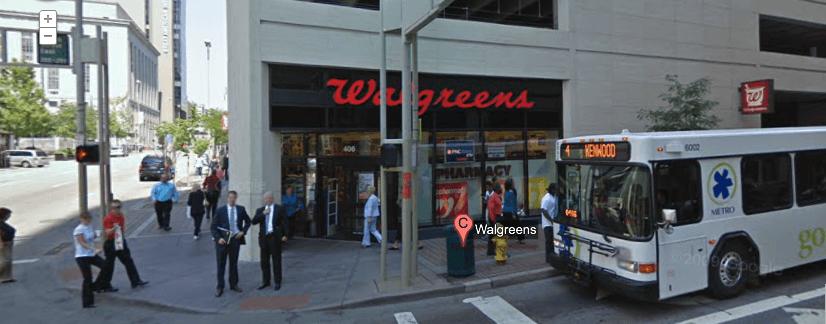 Walgreens Near Great American Ballpark