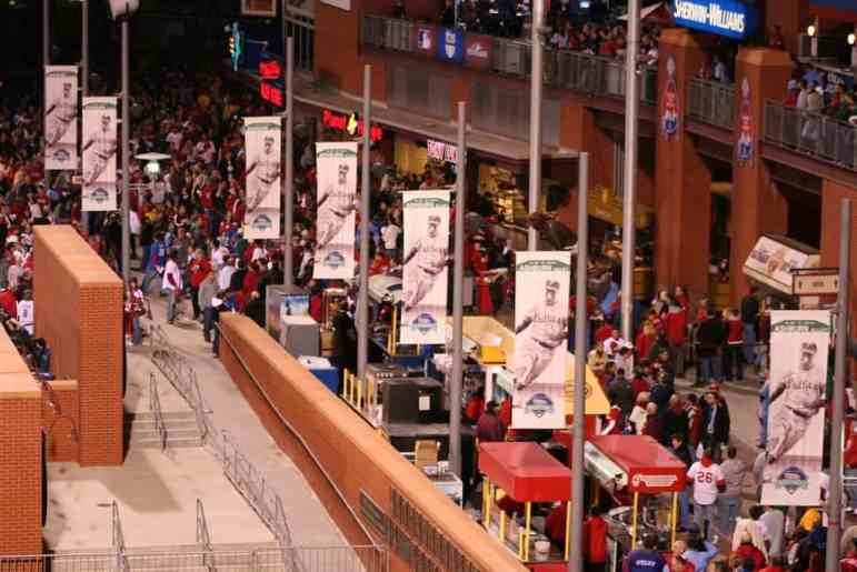 Ashburn Alley at Citizens Bank Park