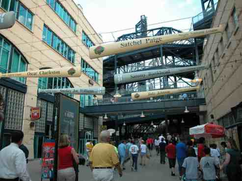 Legacy Square at PNC Park