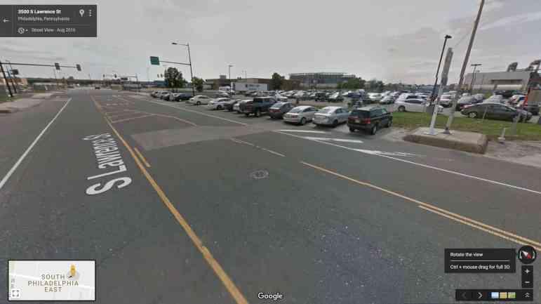 Street Parking near Citizens Bank Park