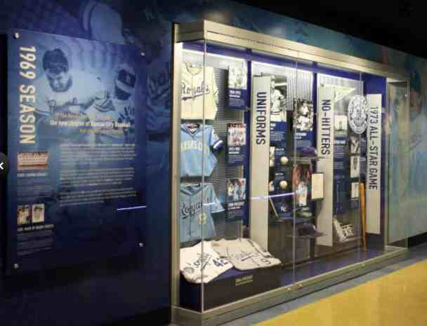 Hall of Fame at Kauffman Stadium