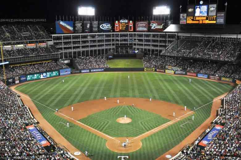 Image result for globe life park
