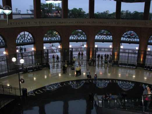 Jackie Robinson Rotunda at Citi Field