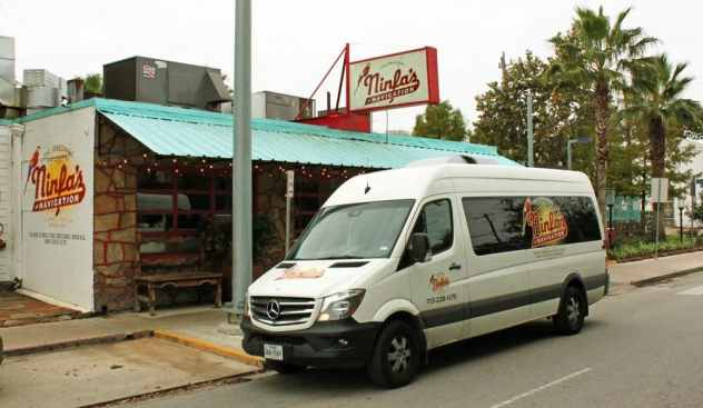 Ninfas Shuttle to Minute Maid Park