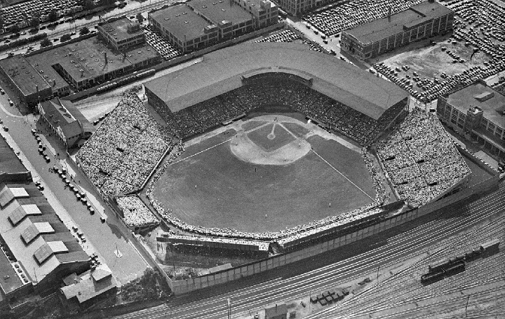 Image result for Braves Field