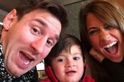 Antonella Roccuzzo Freundin Lionel Messi 3