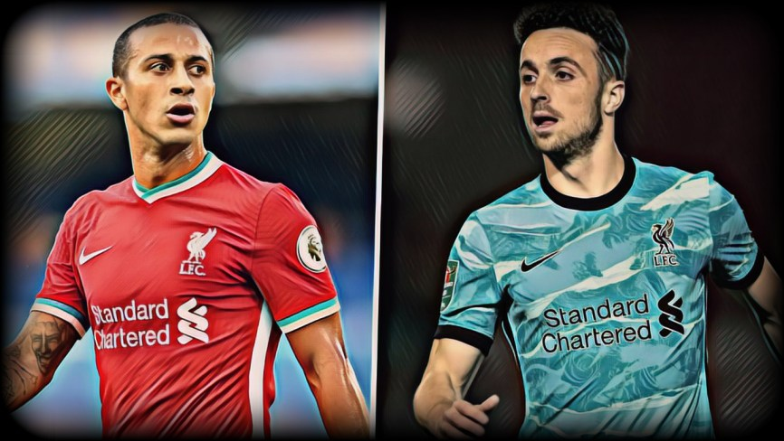 thiago and jota liverpool signings of this window