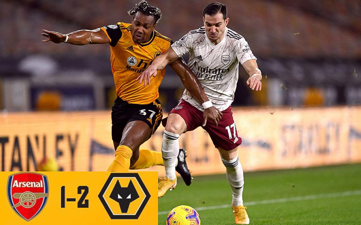 Wolves vs Arsenal : Review