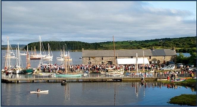 Boat Gathering