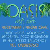 Oasis Arts Cafe