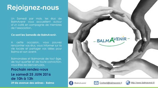 BalmAvenir - Conseil municipal du 16 juin 2016 - Diapo6