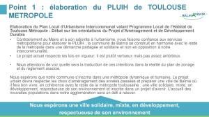 BalmAvenir - Conseil municipal du 18 octobre 2016 - Diapo 3