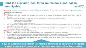 BalmAvenir - Conseil municipal du 18 octobre 2016 - Diapo 4