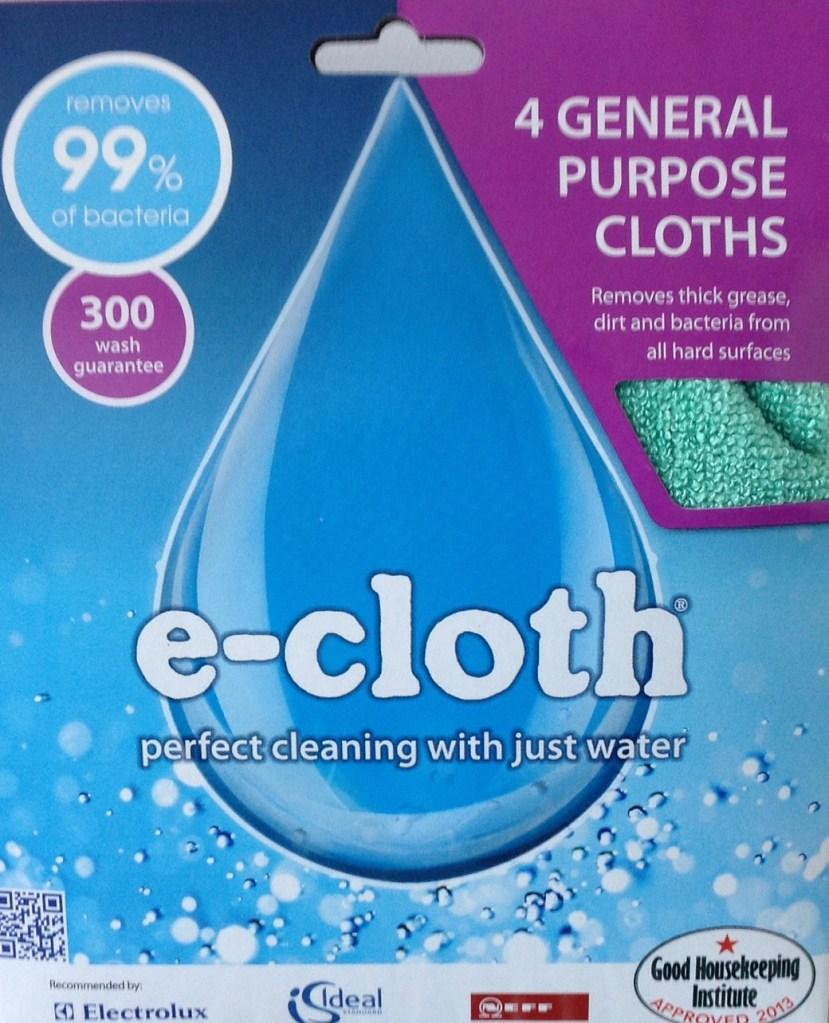 General Purpose cloth - 4 cloths pack
