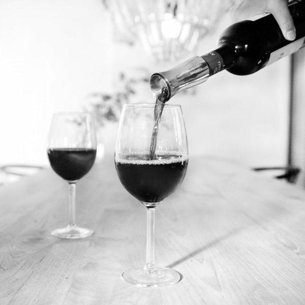 Wine Decantiere Deluxe VAGNBYS