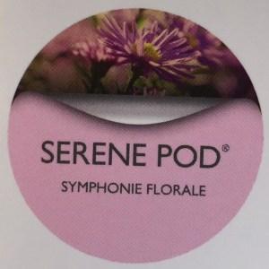 Symphonie Florale Serene Pod 6x4gr