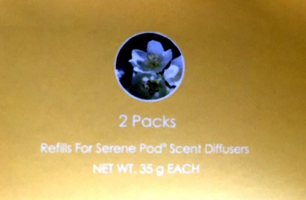Jasmine Evening Serene Pod 2x35gr