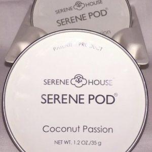 Coconut Passion Serene Pod 2x35gr