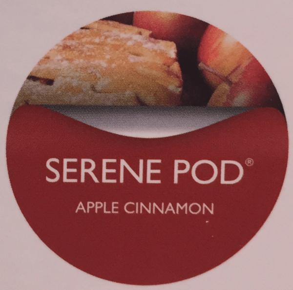Apple Cinnamon Serene Pod 2x35gr
