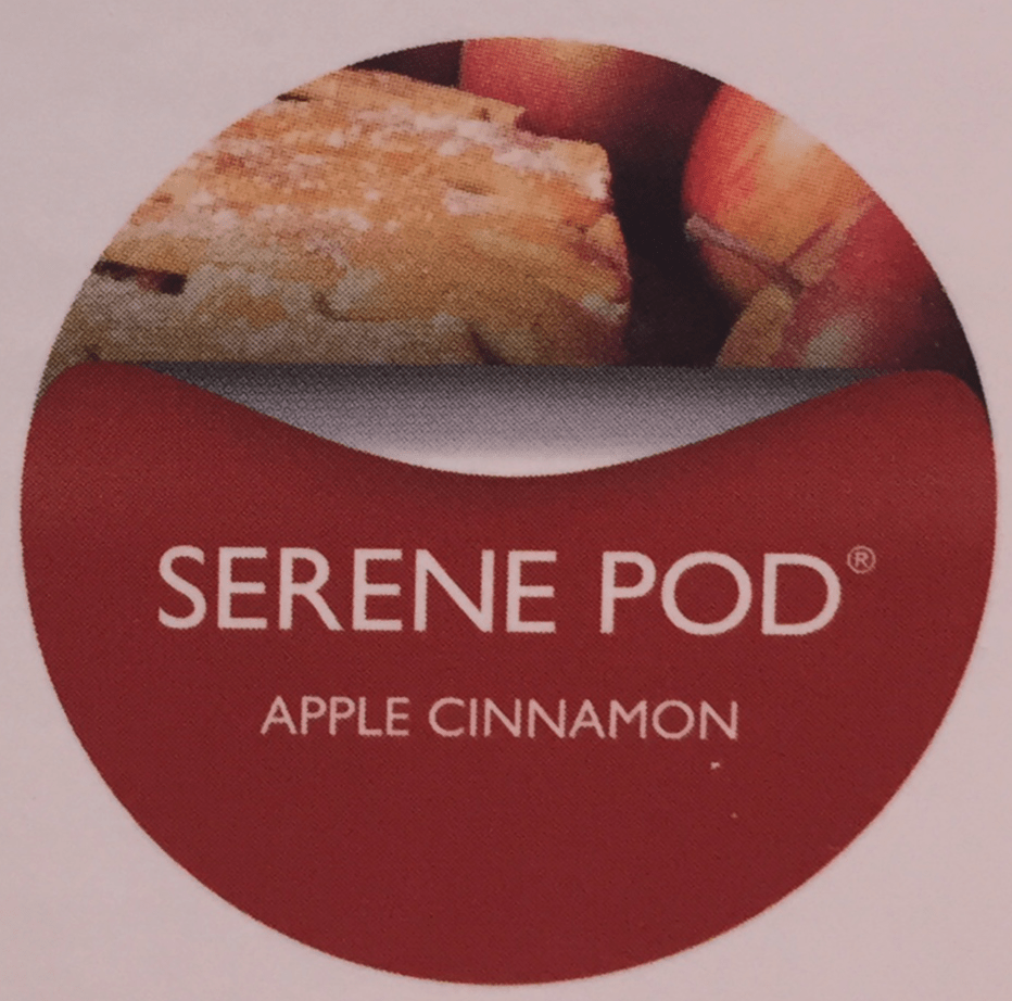 Apple Cinnamon Serene Pod 2x35gr