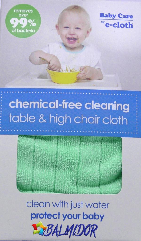 E-baby table & chair cloth