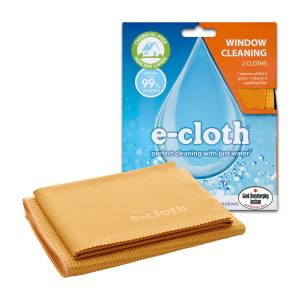 E-cloth window cleaning duo pack