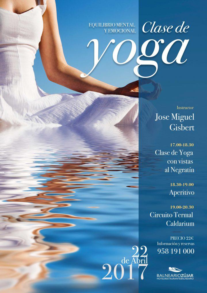 Evento Yoga