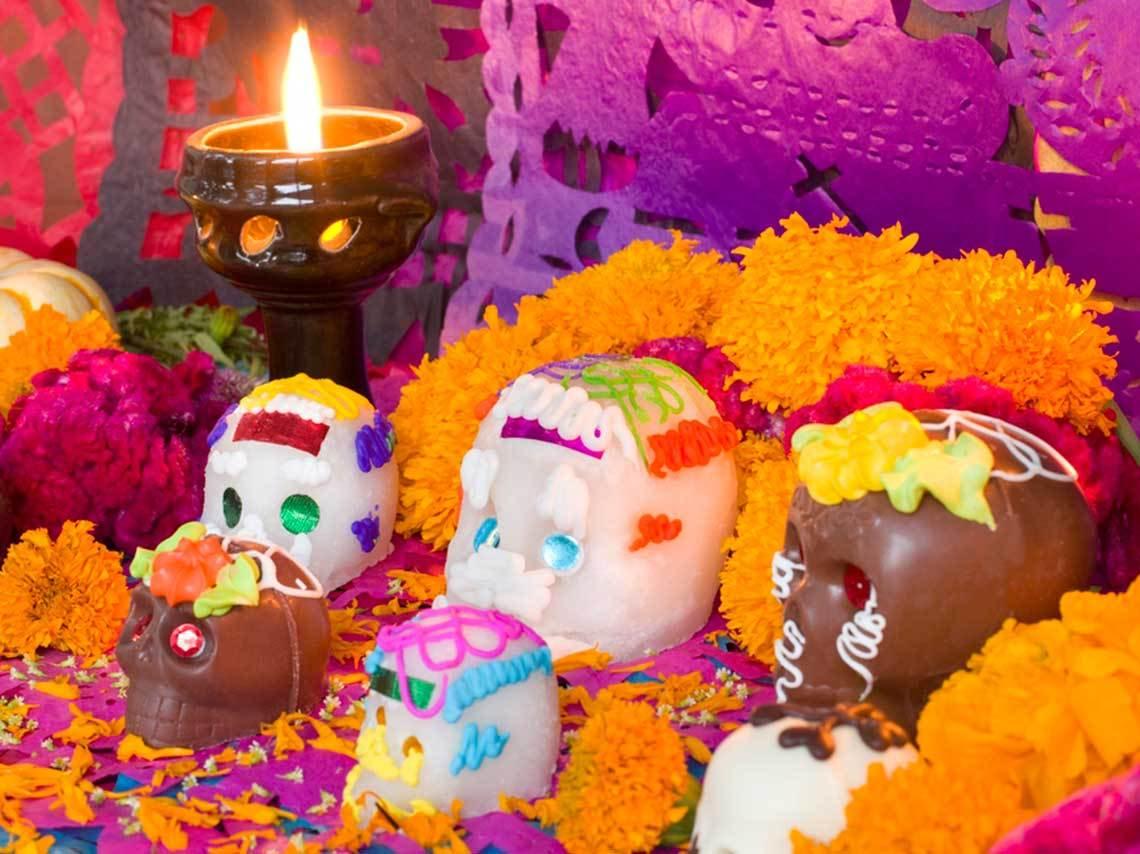 ¿Qué celebraciones se realizan el día de muertos en Morelos?