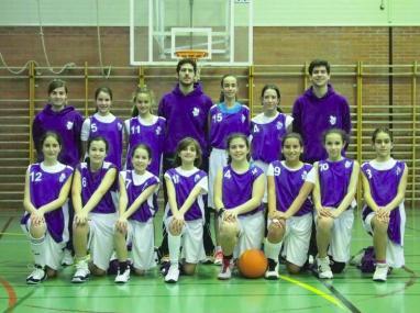 Selección de Palencia Categoría Femenina