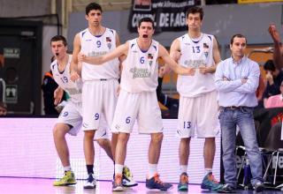 CB Prat es ya nuevo equipo de Adecco Oro. Foto FEB.es