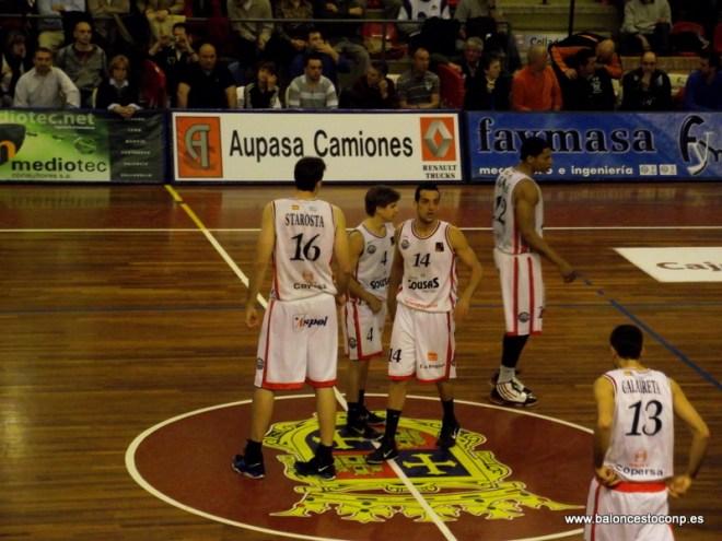 Salva Arco vuelve a vestir la camiseta de Ourense