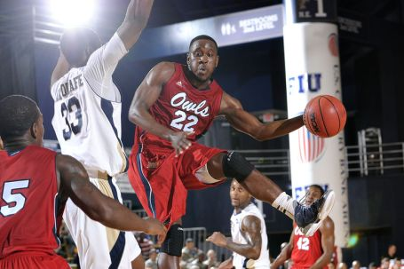 #FIU Men's Basketball vs FAU (Feb 07 2013)