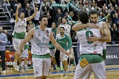 Amics Castelló jugará la Adecci Oro la próxima temporada (Foto: A.Nevado/FEB)