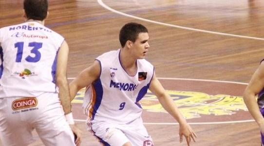 Dani Pérez volverá a jugar con Urko, Blanch y Bas.