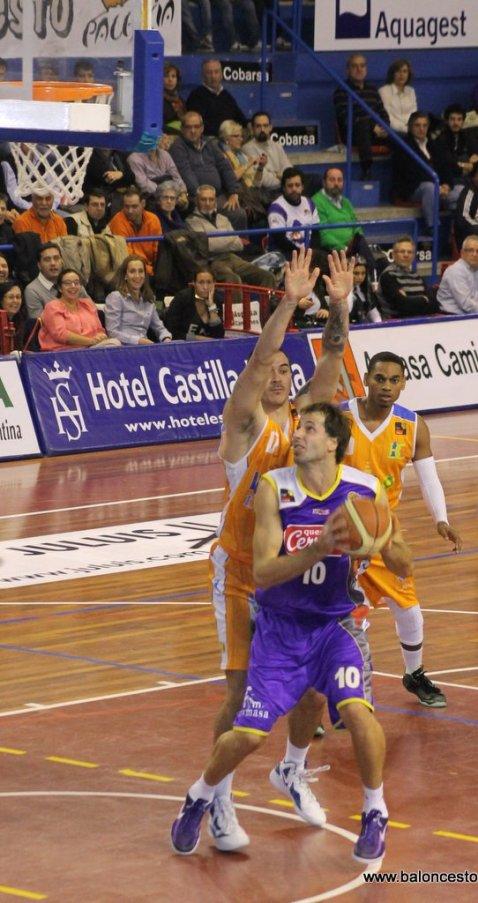 Cain en su etapa en Coruña