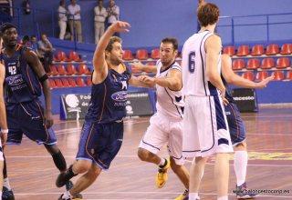 Pino, uno de los jugadores de GBC que ya fue dirigido por Fisac en Valladolid