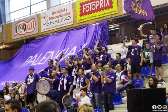 La Peña Basket Morao estará en Burgos. Foto Palencia Baloncesto