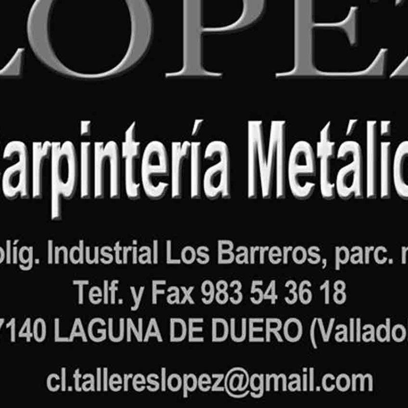 Talleres López, carpintería metálica